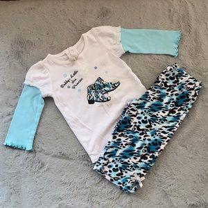 🧁 Two piece pant set